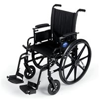 Excel K4 Lightweight Wheelchair  18  MDS806500PLUS