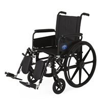 Excel K4 Lightweight Wheelchair  18  MDS806550FLA