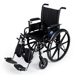 Excel K4 Lightweight Wheelchair  18  MDS806550PLUS