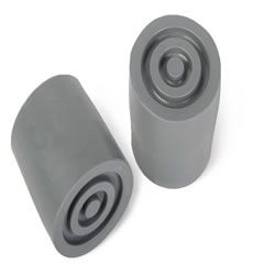 Walker Accessories  Replacement Tips for Walker  Qty. 2