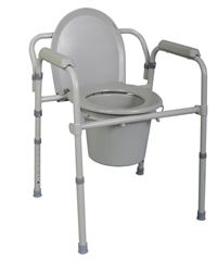 Commode Accessories  Seat & Lid for MDS89664  Qty. 4