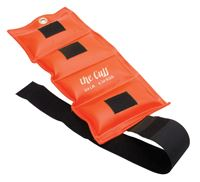 Cuff Rehabilitation Weight - 3 4 lb.  Orange