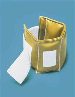 Cuff Rehabilitation Weight - 9 lb.  Parchment
