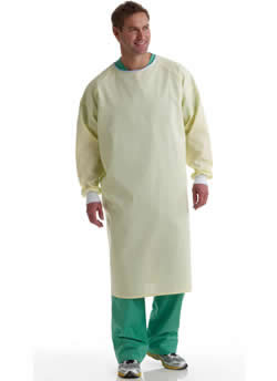 Unisex Isolation Gowns