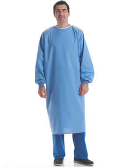AngelStat Cotton Blend Surgical Gowns #MDT012072