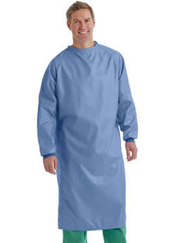 Medline 2-Ply Reusable Blockade Surgical Gowns-Qty. 12