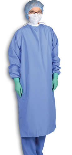 1-Ply Blockade Surgeons Gowns