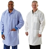 ResiStat Men's Protective Lab Coats  Reusable Protective  Barriers