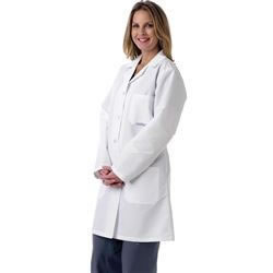 Ladies Lab Coat W  Back-Belt 40