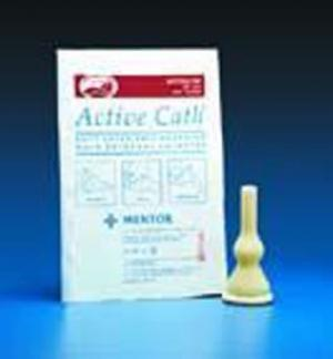 Active Male External Catheter Mentor Large- Each
