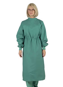 Medline Tunnel Belt Surgeons Gown #606MJS