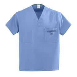 100% Cotton Hyperbaric Reversible Top