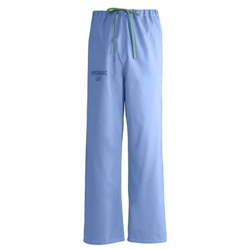 100% Cotton Hyperbaric Reversible Pants