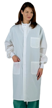 Unisex ASEP Barrier Lab Coat Navy or White