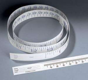 Disposable Tape Measure - 72  Tape Measure  Qty. 500