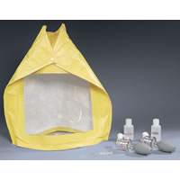 N95 Cone-Style Particulate Respirator    Saccharin Fit Test  Kit