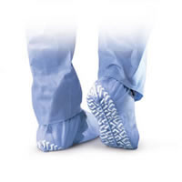 Non-Skid Shoe Covers Sport Size   200 Each