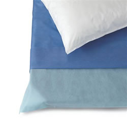 Multi-layer Stretcher Sheet Sets: Top Sheet, Fitted Bottom Sheet, Pillowcase Qty. 24 Sets