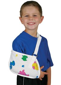 Pediaric Print Arm Sling  Toddler