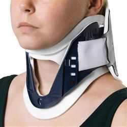 Philly Patriot Cervical Collars  Adult Size  11  - 23  Circum.