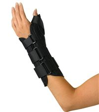 Wrist & Forearm Splint  Abducted Thumb  Right  X-Small