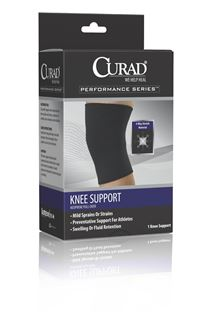 Neoprene Knee Supports  Closed Patella  14  - 16   Medium