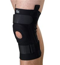 Knee Support w  Removable U-Buttress  15  - 16   Large