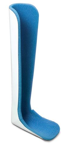 Aluminum Splints  Padded  Knee Length  Medium