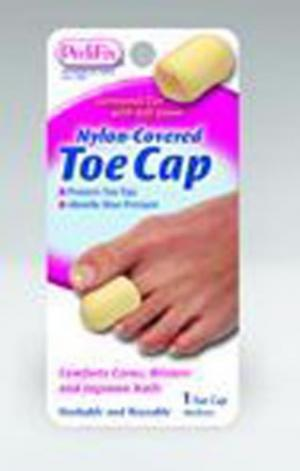 Nylon Covered Toe Cap Medium  Each
