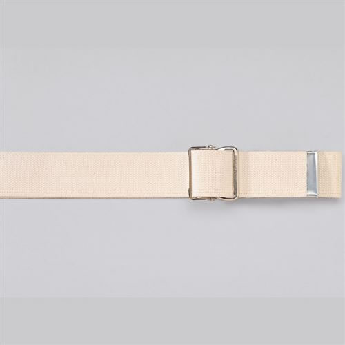 Posey Gait Transfer Belts  White