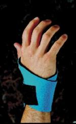 Universal Neoprene Wrist Wrap Sportaid