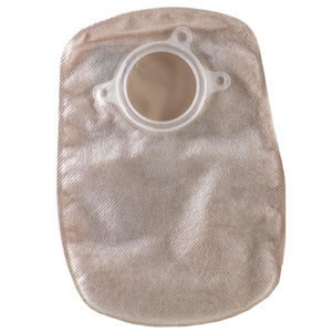 "SUR-FIT Natura Closed-End Pouch 1 3/4"" Flange Size, Qty. 30"