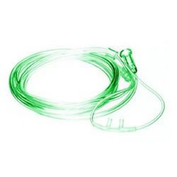 Nasal SofTip Cannula Pediatric w 7' Tubing   Each