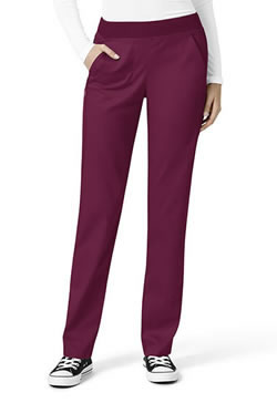 Wonderwink PRO Women's Knit Waist Cargo Pants #5419