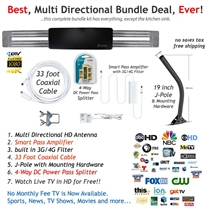 Multi Directional Bundle Deal AT-404B