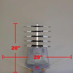 HD Antenna Pro WA-2608