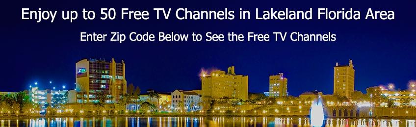 Best TV Antenna for Lakeland Florida