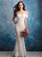 Allure Bridal Gown 9569