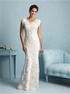 Allure Modest Bridal Gown M536