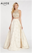 Alyce Paris Dress 60437