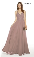 Alyce Paris Prom Dress 60639LS