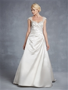 Blue Bridal Gown HONEYVILLE