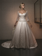 Casablanca Bridal Gown 1826