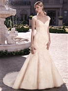 Casablanca Bridal Gown 2120