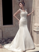Casablanca Bridal Gown 2141