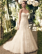 Casablanca Bridal Gown 2168