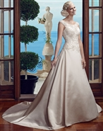 Casablanca Bridal Gown 2184