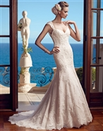 Casablanca Bridal Gown 2195
