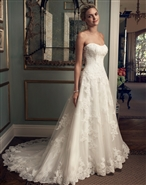 Casablanca Bridal Gown 2222