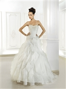 Cosmobella by Demetrios Bridal 7706A